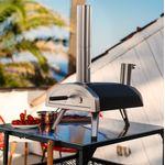 【送料無料】ポータブルピザ窯 家庭用 アウトドア オーブン Ooni  Fyra ウニフィーラ 正規輸入品
