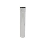 薪ストーブ ジーストーブ専用延長煙突365mm Gstove Pipe 36,5cm 正規輸入品