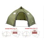【送料無料】テント ヘルスポート バランゲルドーム アウターテント&ポール Helsport Varanger Dome Outertent incl. Pole〔8-10人用〕