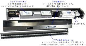 【送料無料】簡単!格安!家電感覚の後付け自動ドアキット「オートスライド」DIY取り付け