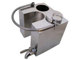 【送料無料】薪ストーブ ジーストーブ専用 ウォーターヒーター Gstove Watertank 3 Liter 正規輸入品