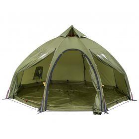 【送料無料】テント ヘルスポート バランゲルドーム アウターテント&ポール Helsport Varanger Dome Outertent incl. Pole〔4-6人用〕