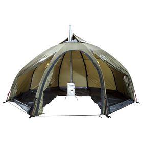【送料無料】テント ヘルスポート バランゲルドーム フロア Helsport Varanger Dome floor〔8-10人用〕