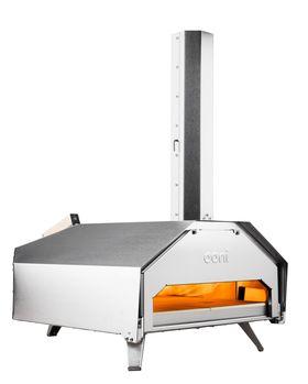 【送料無料】マルチ燃料ピザ窯 家庭用 アウトドア オーブンMulti-Fuel Outdoor Pizza Oven Ooni Puo ウニ プロ 正規輸入品